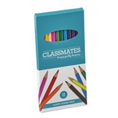 Classmates Assorted Colouring Pencils - Pack of 12