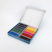 Classmates Assorted Colouring Pencils - Pack of 504