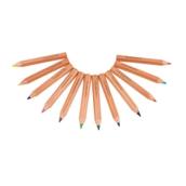 Classmates Half Size Colouring Pencils - Pack of 12
