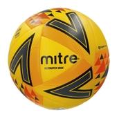 Mitre Ultimatch Max Football - Yellow/Orange - Size 5