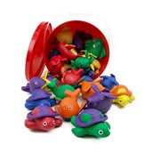 Animal Beanbag Essential Tub - Assorted - Pack of 42