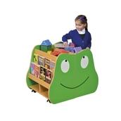 Frog Book Storage