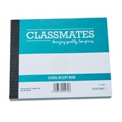Classmates Receipt 100 Page Book - Pack of 10