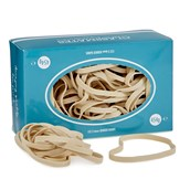 Classmates Rubber Bands 454g 152x6mm (Warning: May Contain Natural Rubber Latex)