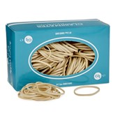 Classmates Rubber Bands 454g 89x3mm (Warning: May Contain Natural Rubber Latex)