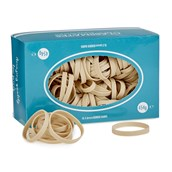 Classmates Rubber Bands 454g 76x6mm (Warning: May Contain Natural Rubber Latex)