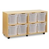 8 Jumbo Tray Unit No trays