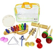 Little Hands Percussion Kit