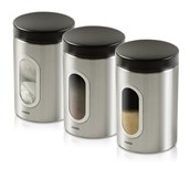 Set of 3 Canisters - pack of 3