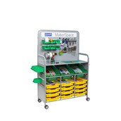 Makerspace Trolley from Gratnells