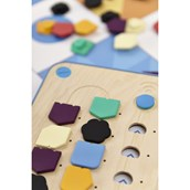 Cubetto Logic Blocks from Primo Toys