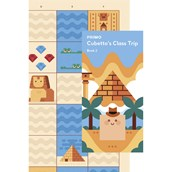 Cubetto Ancient Egypt Adventure Map from Primo Toys