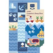 Cubetto Blue Ocean Adventure Map from Primo Toys