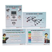 Pack of 4 LEGO® MINDSTORMS® Education EV3 Classroom Posters