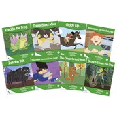 Fantail Readers - Green Band - Pack of 8