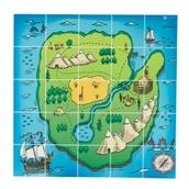 EaRL Treasure Island Map Mat from Hope Education