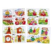 Just Jigsaws Nursery Rhyme Jigsaws - Set 2