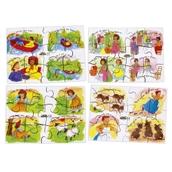 Just Jigsaws Nursery Rhyme Jigsaws - Set 3