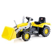 Ride-On Pedal Digger