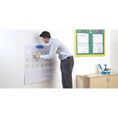 Touch and Talk Recordable Classroom Mat from Hope Education