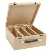 BEK Wooden Storage Box
