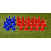 Literacy Cones - Pack of 31