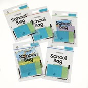 Classmates Book Bags A4 Assorted- Pack of 40