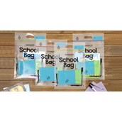 Classmates Book Bags A3 Blue- Pack of 25