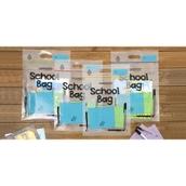 Classmates Book Bag A4 Blue- Pack of 25