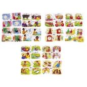 Just Jigsaws Nursery Rhyme Jigsaws - Special Offer Pack