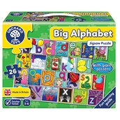 Big Alphabet Jigsaw