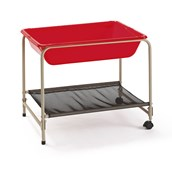 Desk Top Water Tray Stand