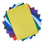 Assorted Coloured A4 Felt Pack