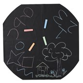 Chalkboard Play Tray Mat from Hope Education