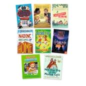 Diversity Fiction Book Pack for KS2 - Pack of 8