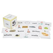 Rhyming Flash Cards- Pack of 50