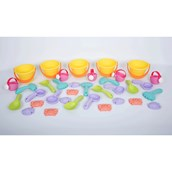 Sand and Water Play Set Pack of 35