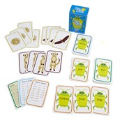 Bug Out key words card game