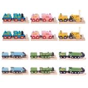 Bigjigs Toys Wooden Train Assortment