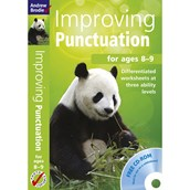 Improving Punctuation - 8-9 Years