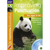 Improving Punctuation 9-10 Years