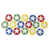 Star Button Reward Badges