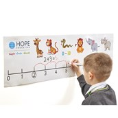 Double Sided Number Line - Teacher
