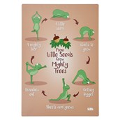 From Little Seeds Yoga Board