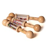 Learn Well Education Mini Rattle Rollers