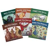 Birds Behaving Badly set of 6 books