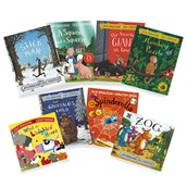 Julia Donaldson Book Pack - Pack of 8