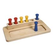 Nienhuis Montessori Imbucare Peg Box