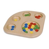 Nienhuis Montessori Sorting Tray