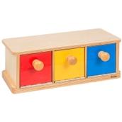 Nienhuis Montessori Box With Bins